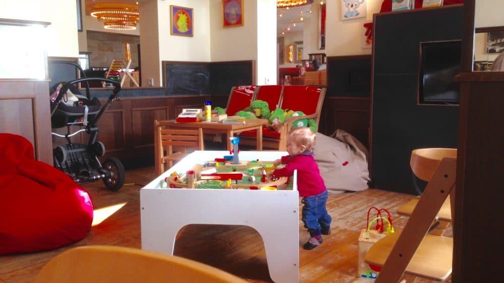 Tipp für Frühstück mit Kind in Münster